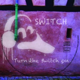 Turn the switch on