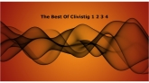 The Best Of Clivistig 1 2 3 4